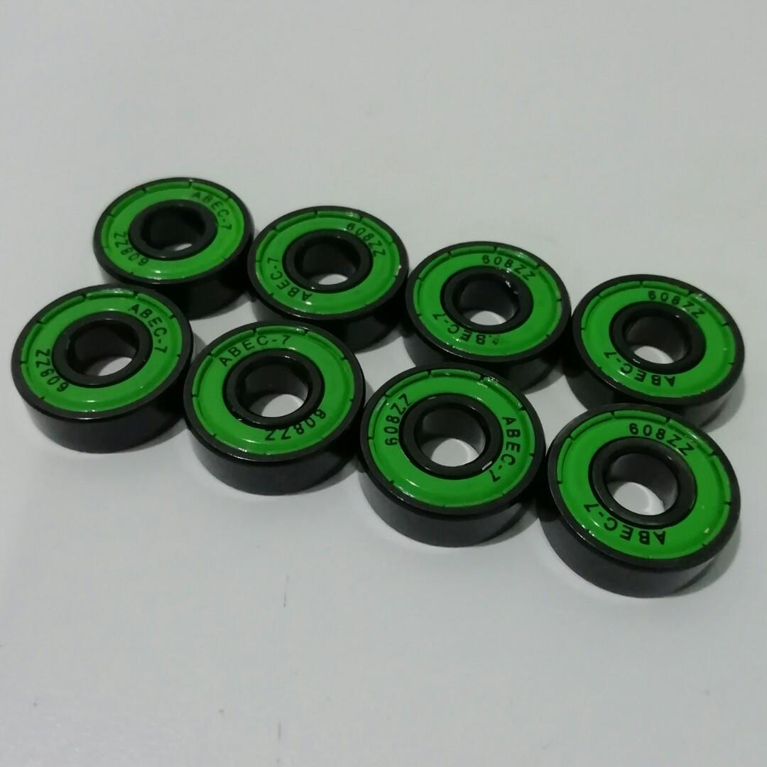 Skateboard Bearings ABEC-7