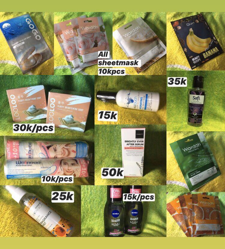 Skin badth body care