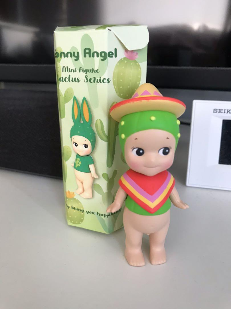 Sonny Angel Cactus series Mini Figure (Secret)