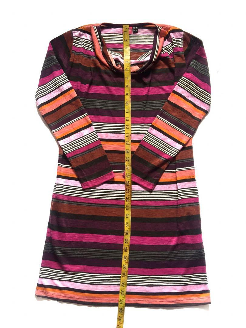 Sophie Stripes Dress
