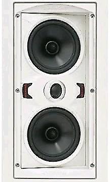 SpeakercraftAIM LCR 1 In-Wall Speaker - 2 Speakers