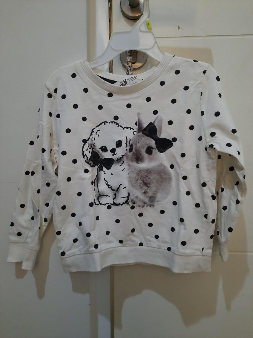 Sweater anak hnm