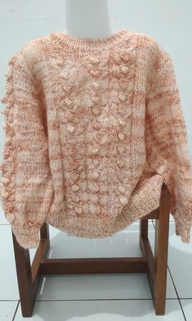 Sweater Rajut anak