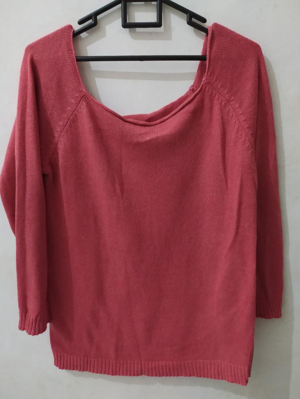 sweater sabrina #oktoberovo