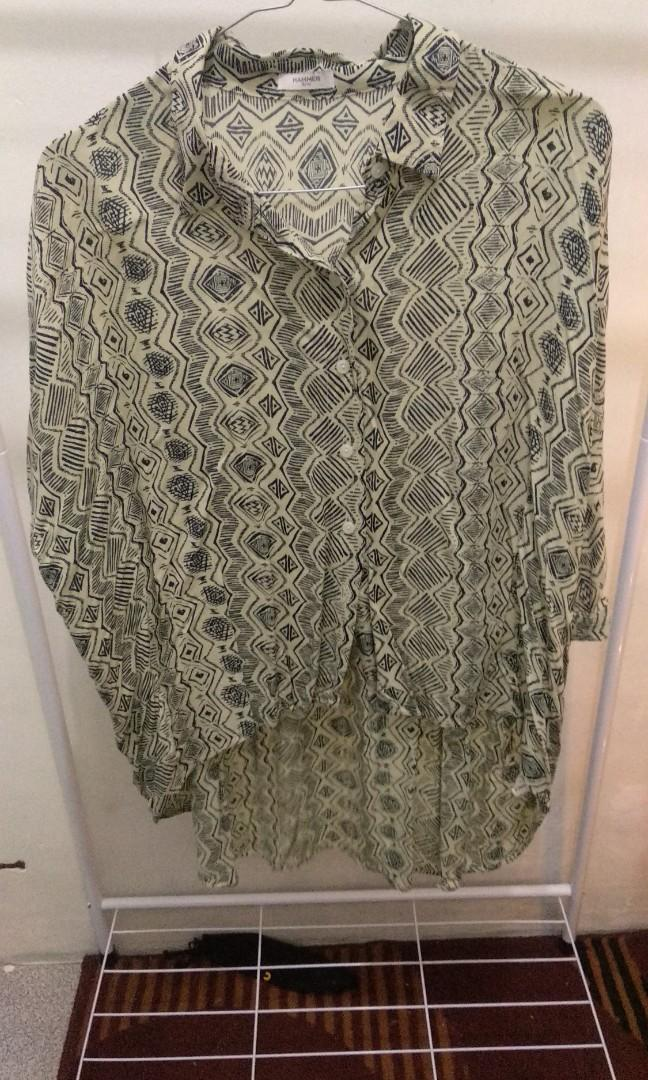T2120 Tribal Top Hammer Preloved