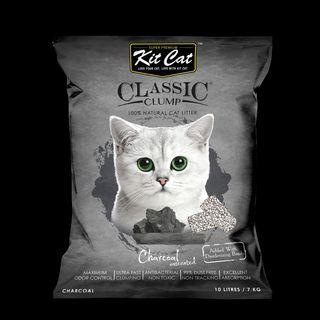Charcoal Pine Cat Litter Pet Supplies Carousell Singapore