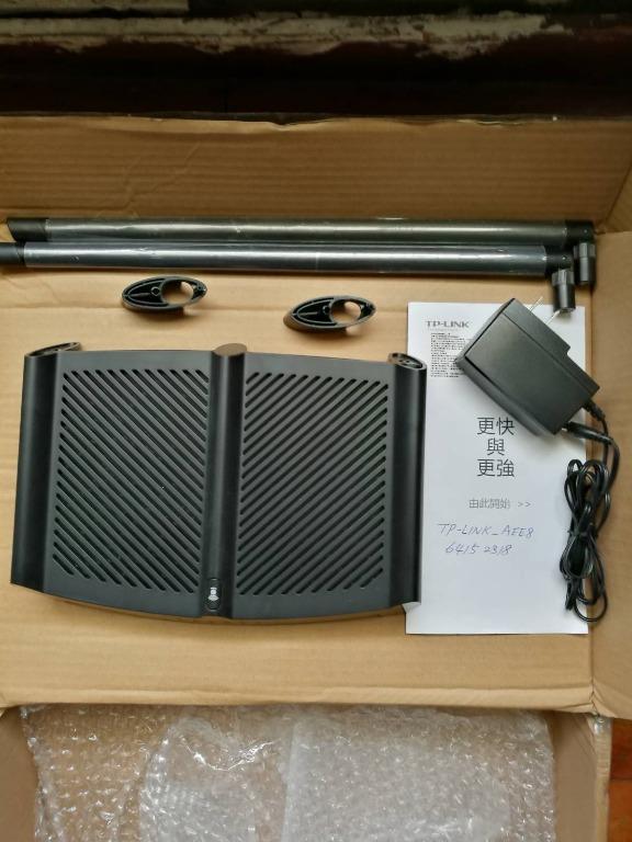 TP-LINK TL-WR841HP 300Mbps 高功率無線WIFI 分享器 巨無霸天線 36CM