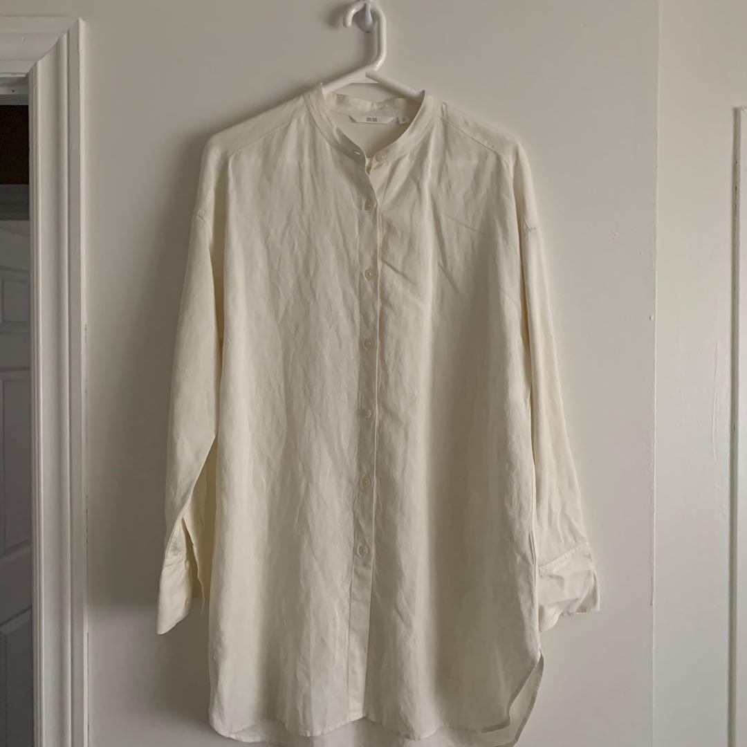 Uniqlo Linen Shirt