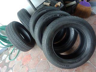 Used 215/65/R16 Bridgestone tires