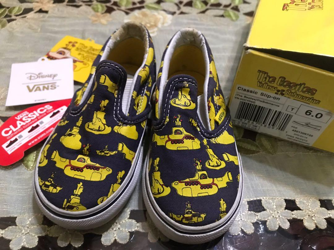 Vans Slip On Baby Kids