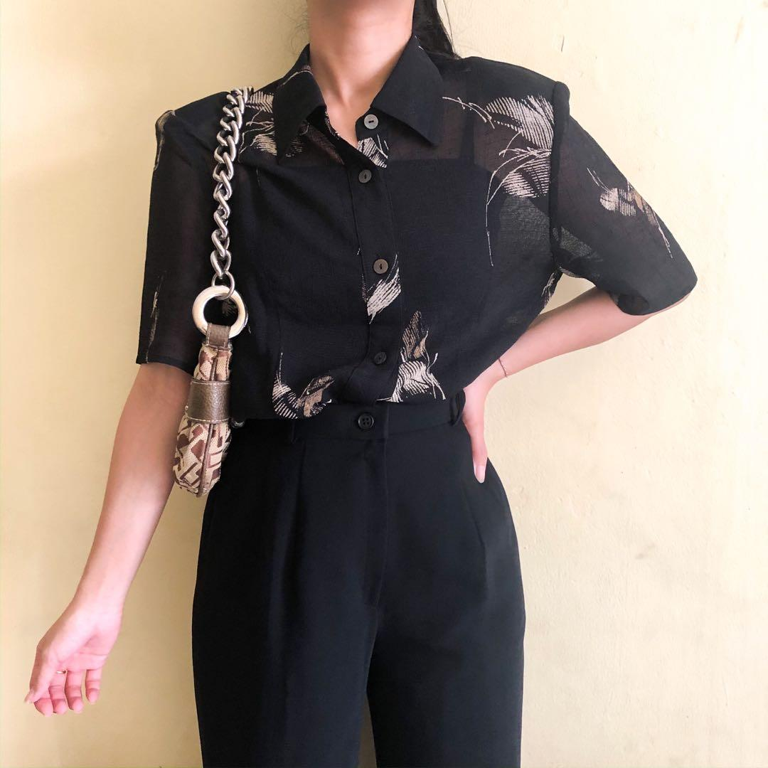 Vintage Shirt / kemeja vintage