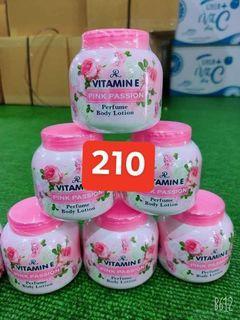 vitamin e perfume lotion
