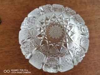 Waterfort Crystal Ash Tray