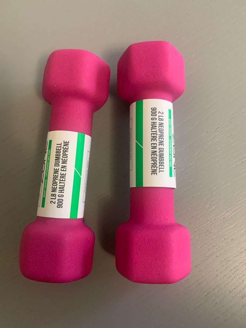 Weights 2 lbs