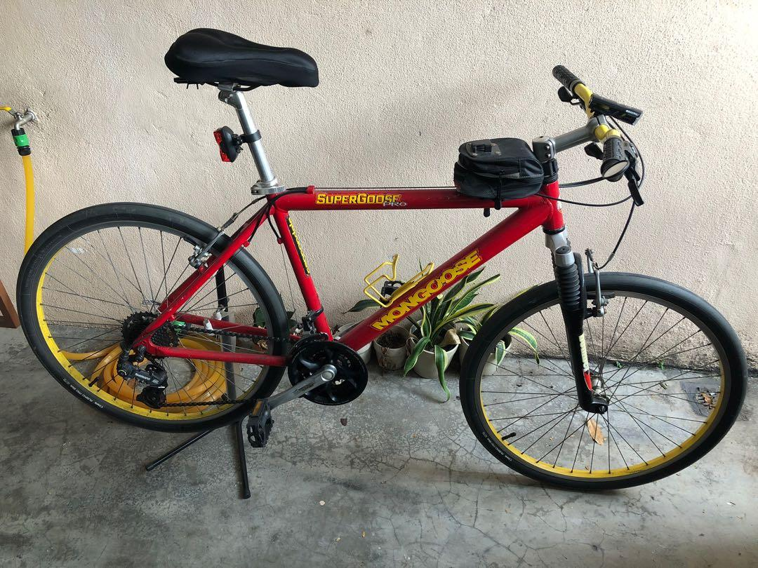 (WTS) Used MTB Mongoose Supergoose