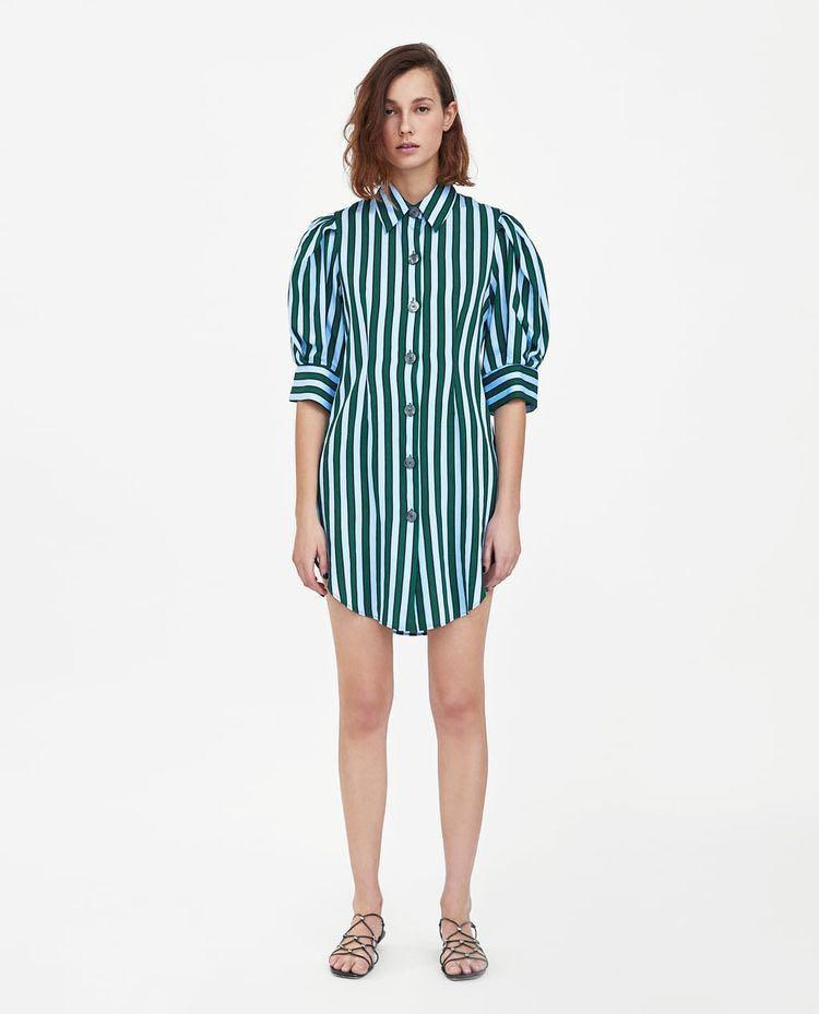 ZARA Stripe Tunic
