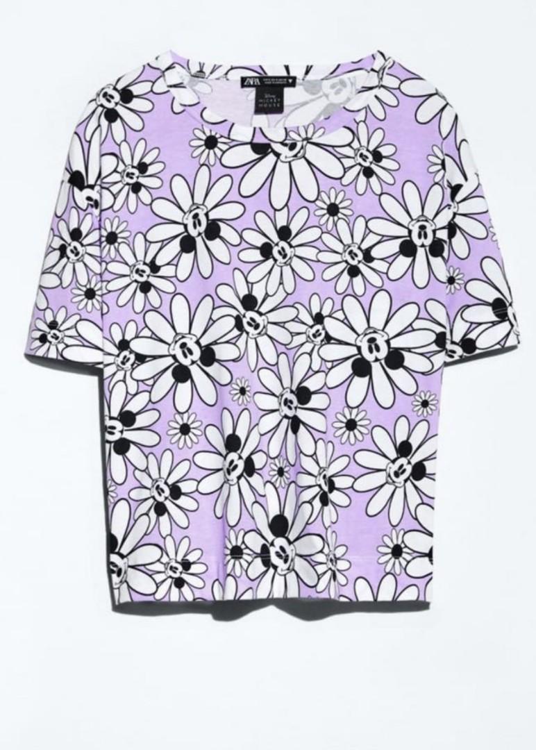 Zara Tshirt Ori Counter