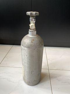 5L BBB Aluminium High Pressure Co2 Gas Cylinder