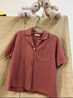 短版襯衫 購買三件可折30