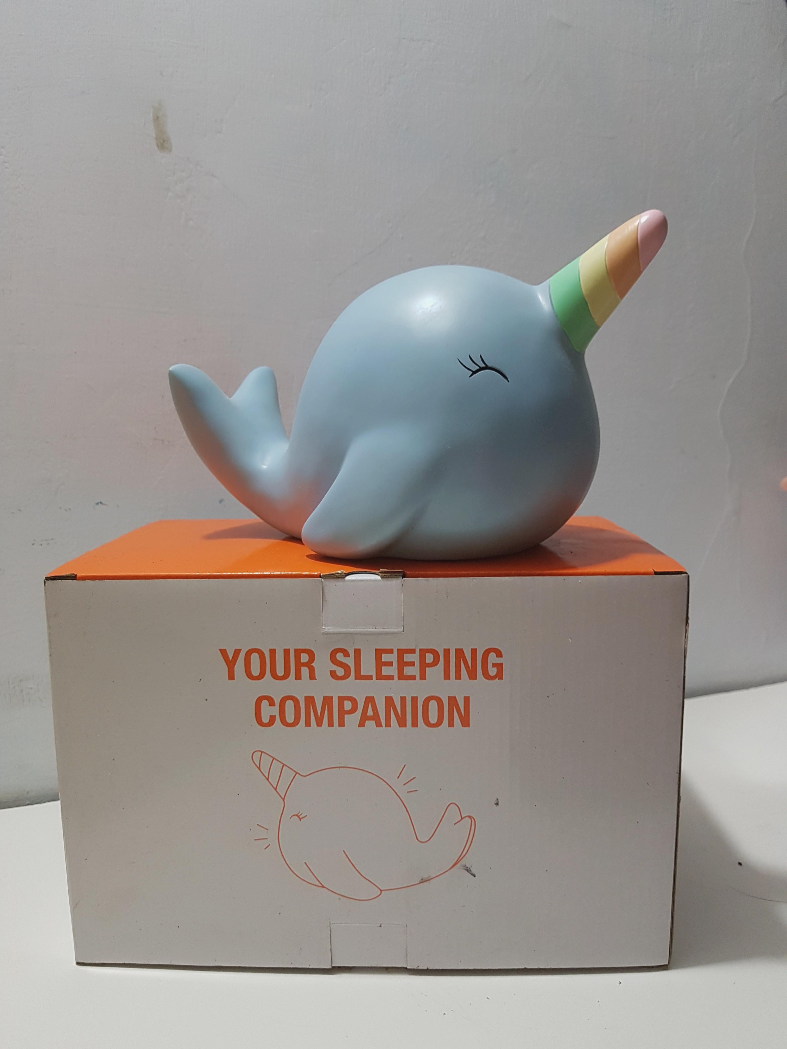 ATARU Unicorn whale night light