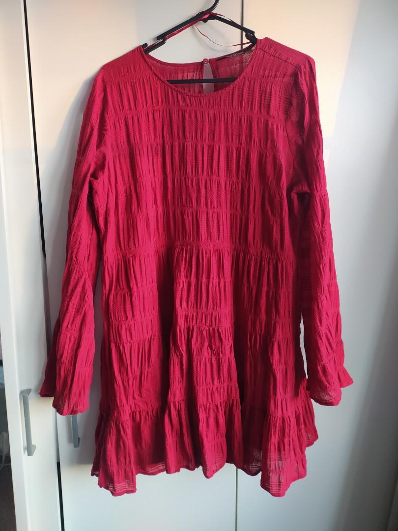 Baby doll Glassons dress size 12