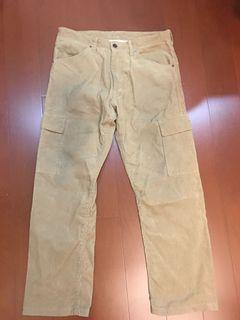Bape ape 蕊芯褲 六口袋 L號