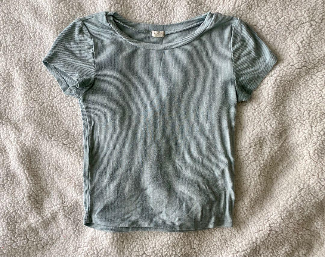 BRAND NEW GARAGE CLOTHING FITTED T-SHIRT