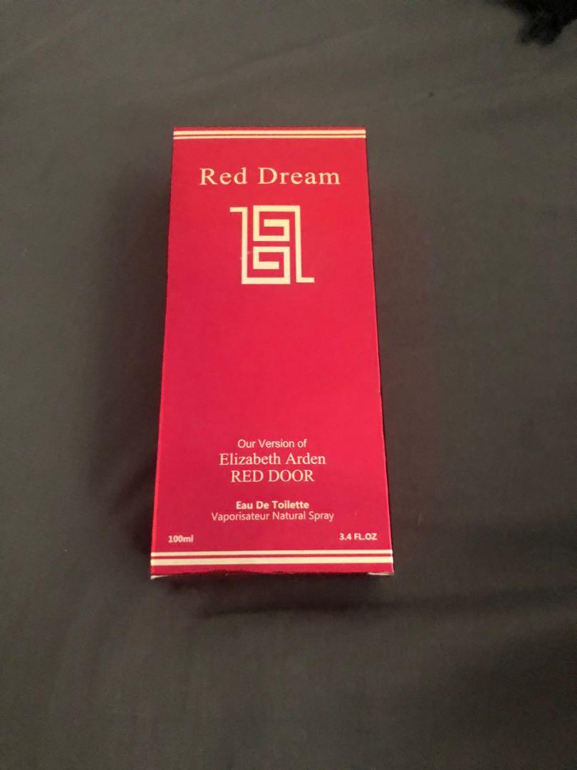 Brand new perfume