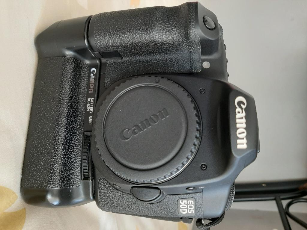 CAMERA DSLR CANON EOS 50D