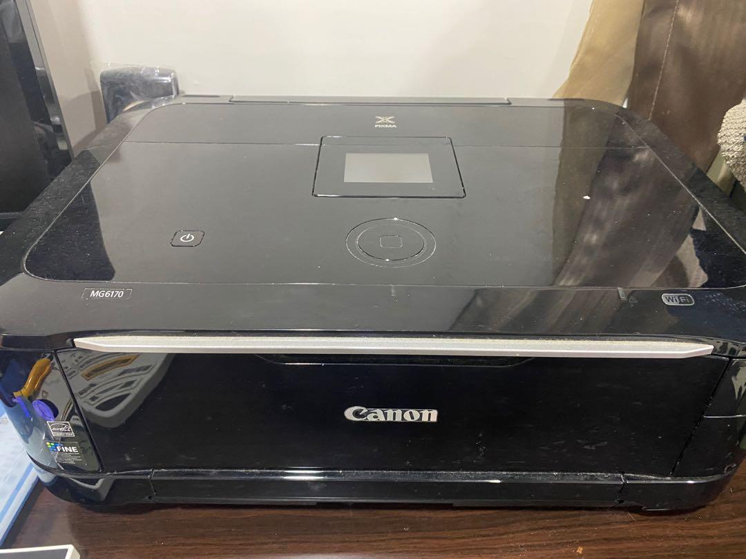 Cannon 印表機