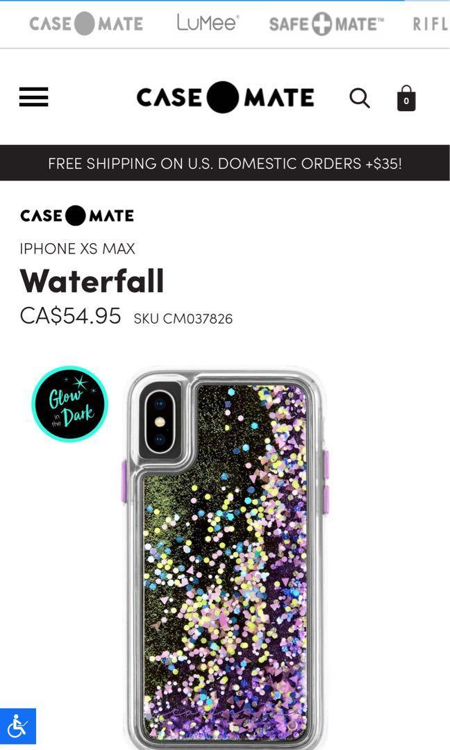 Casemate phone cases BNIB
