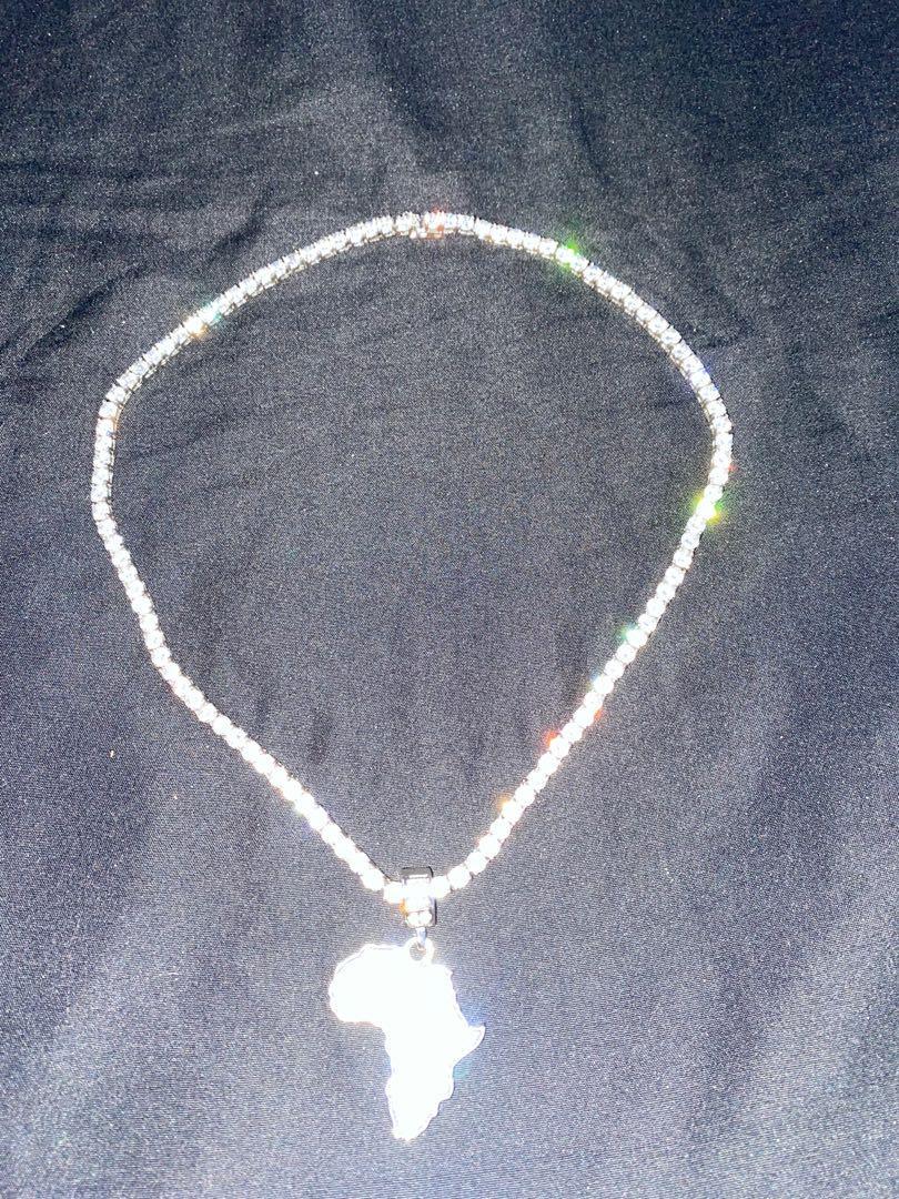 Cubic Zirconium Tennis Chain