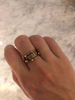 Dior戒指