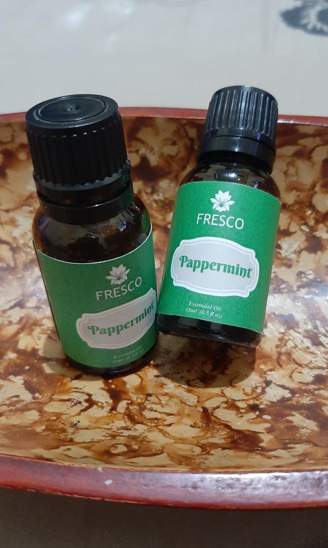 Essential Oil Peppermint Fresco
