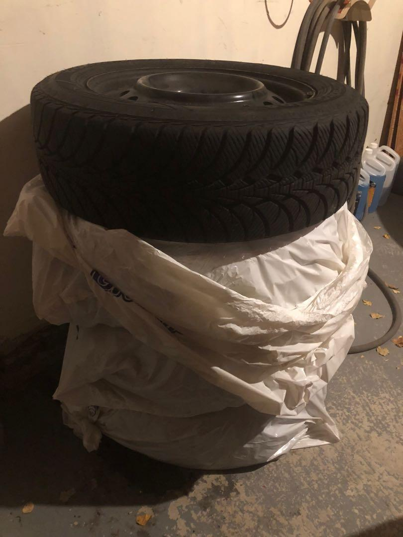 Goodyear 20560R16 Winter Tires