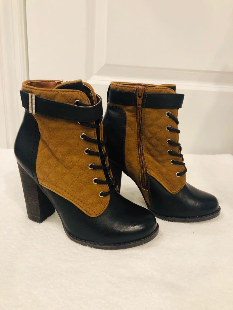 High boots size 7.5