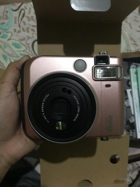 Instax Mini 70 Rose gold