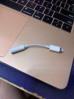 iPhone 耳機插口轉換器