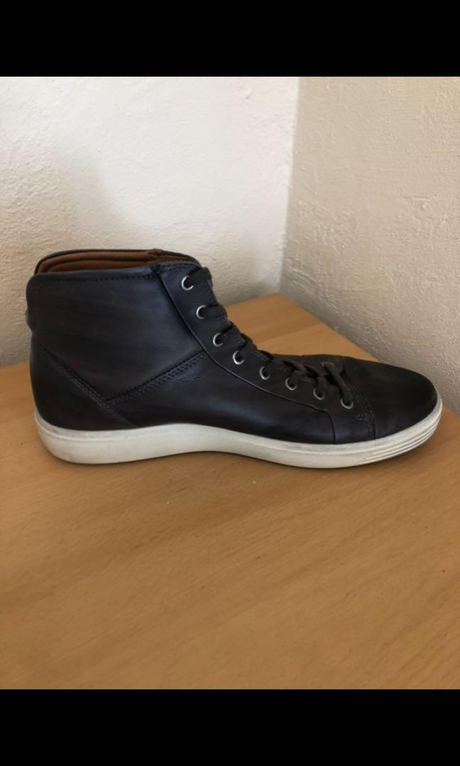 Leather Ecco shoes