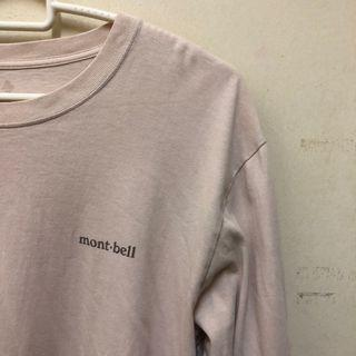Mont Bell Tshirt