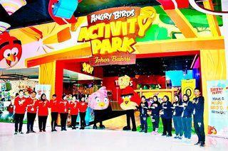 N Angry Birds Activity Park cheap ticket discount promotion Johor Bahru Aquarium Universal studios Legoland theme park water park Sea Life Malaysia Johor Bahru