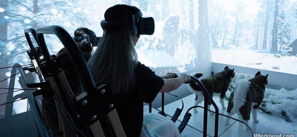 N Head rock VR Theme Park cheap ticket discount Sentosa Aquarium Universal studios adventure cove Cable car zoo bird park madam tussaud luge skyride