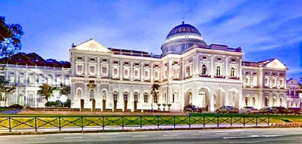 N National Museum of Singapore Permanent Galleries cheap ticket discount promotion Singapore Garden by the bay Sky park marina River cruise clark quay National Gallery Singapore