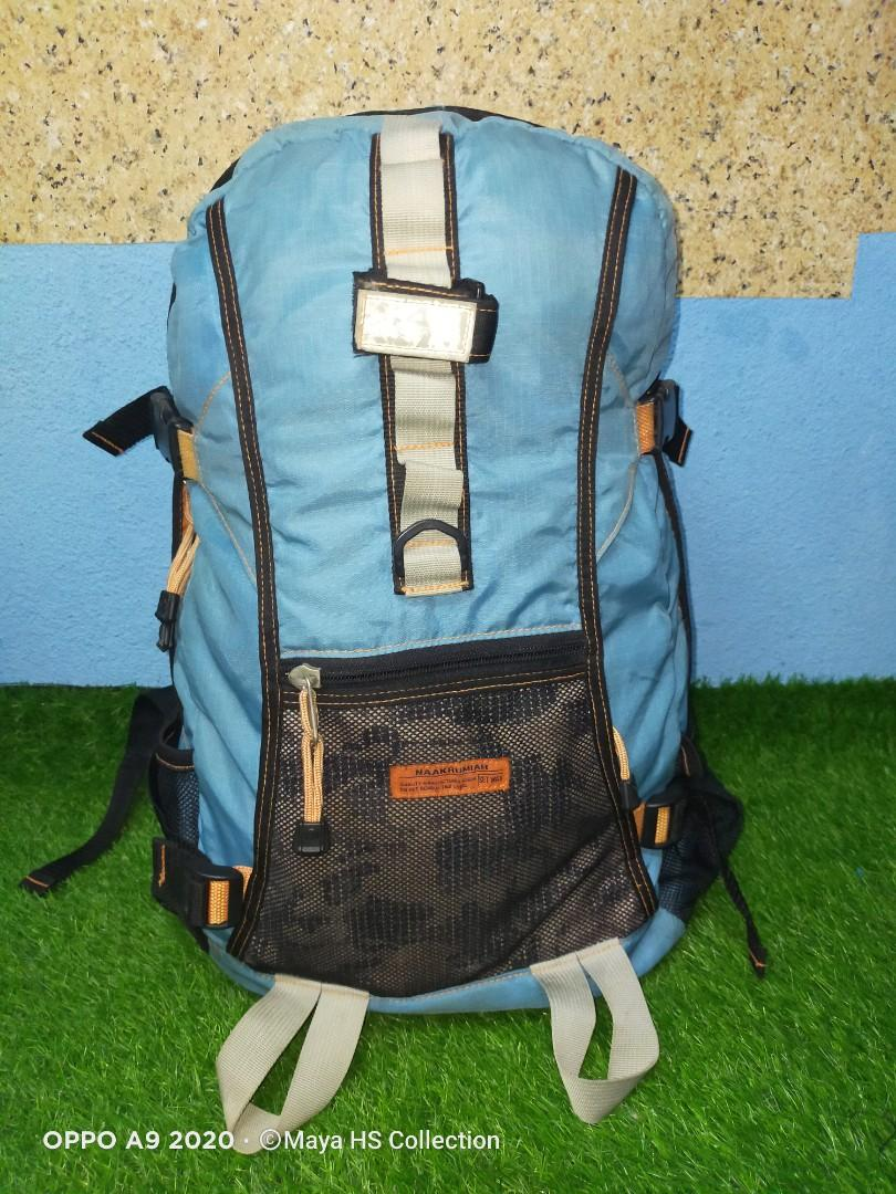 NAAKRUMIAR Outdoor backpack sz 30to35L