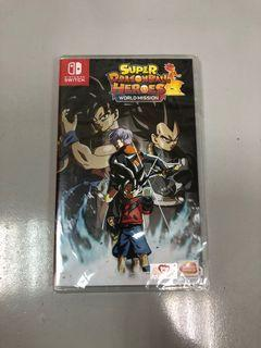 Nintendo Switch Super Dragonball Heroes Mission World