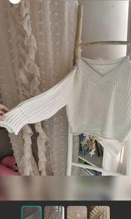 #octoberovo Hnm sweater knitted orginal