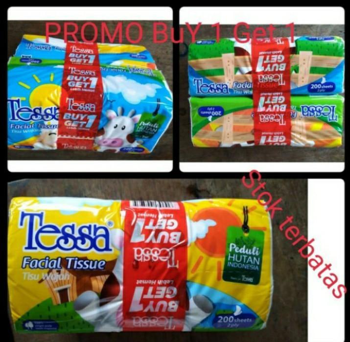 Promo Tissue Tessa