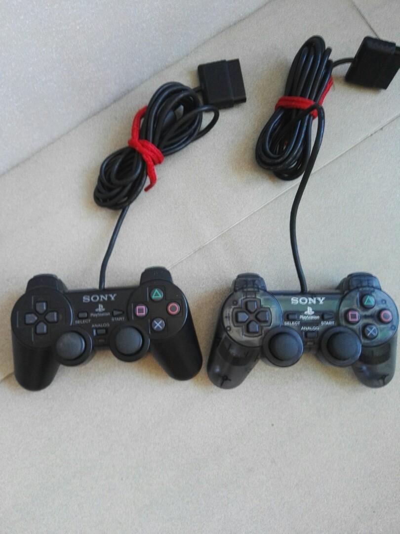 (已售出1個)Sony ps2遙桿controller