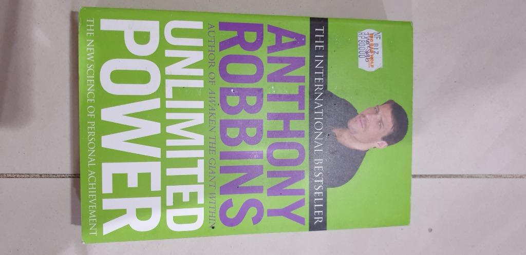Unlimited power by Anthony Robbins