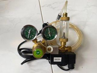 UP Co2 Regular with solenoid